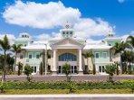 AAA 4 Diamond Resort