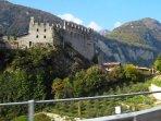 Burg der Gemeinde Tenno