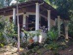 manuel antonio comfort casa macaow frente a club sirenas despues de hotel GAIA and reserv