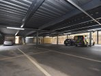 Dedicated parking space