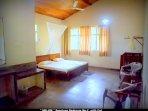 Spacious 'NELUM' Bedroom No.2  with Cot