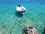 Villa Marela boat for rent.