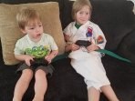 XBox Fun...Kids not included