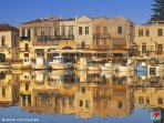Easy access to Rethymno town, 3 km from my house