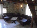 lounge area Mon Chouette
