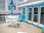 Deck off of Living Area