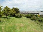 The Wagon Linney garden