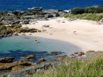 Lovely local beaches