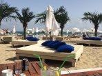 Venys Bar on the beach.