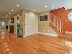 You'll love this spacious interior.