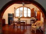 Il Belvedere - Cucina e  Zona Pranzo