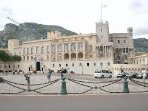 The Princes Palace in Monaco Ville