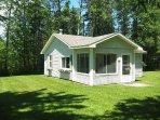 Charming Lake Front Cottage On Mullett Lake!!