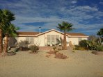 Spacious 1800 plus sq. foot desert home only 2 miles from the Colorado River!