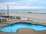 Southern Sands Outdoor Pool