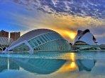 Entorno: Ciudad de las ciencias
