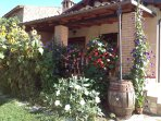 veranda Granaio
