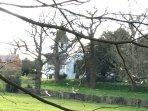 Whitewell church walk
