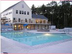 Clubhouse & Heated Pool