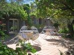 Salons de jardin en fer forgé