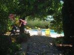 Accès piscine (9h/19h)