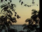 Sonnenuntergang am Kücük Cakil