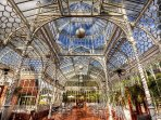 Beautiful picture of the Horniman Conservatory from Flickr: tatinauk