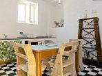 Cucina attrezzata (spazio comune)