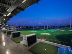 Top Golf - open daily and every evening.  Just a short 1/2 mile from the townhome.