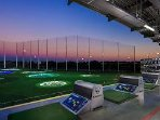 Top Golf.  Best golfing day or night.  A short 1/2 mile from the townhome.
