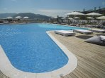 Troia Beach Club, 50% Discount for the Swimming Pool, for all my Guests.