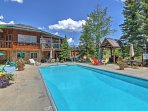 Enjoy all the amenities Soda Springs Ranch has to offer when you stay at this 1-bedroom,1-bathroom vacation rental home...
