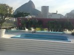 Wonderful penthouse in leblon, the best neighborhood of rio de janeiro.