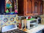 Casita #2 kitchen