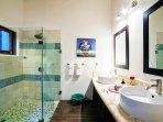 Casita #6 bathroom
