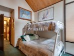 Bunk Bed in Guest Bedroom