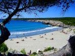 Glamorous beaches of Cote Bleue only 30 minutes away.