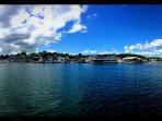 Best seaside town of Boothbay Harbor