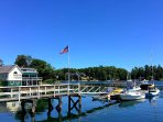 Views in East Boothbay