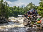 Whitewater Rafting Kennebec and Penobscot Rivers