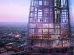 The viewing platform at the Shard is a Must Must Must!