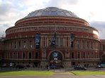 The nearby Royal Albert Hall.