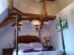 Lovely oak beamed Vaulted ceiling