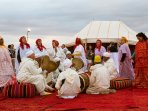 Camp in Morocco Events