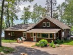 Come see what's in store for you at this Brainerd vacation rental house!