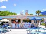 St Pete Beach - Upham Beach- Paradise Grille Snack Bar