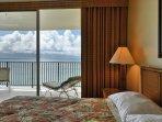 Ocean side Bedroom