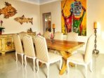 SENSATIONAL DINING ROOM FRENCH FURNITURE