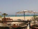 Santa Maria Morabeza Hotel Beach Bar