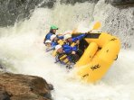 Chattooga River Rafting, there's nothing like it!